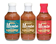 MUMBO BAR-B-Q SAUCE New Labels