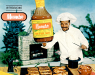 Mumbo Barbecue Sauce - historic ad