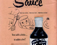 MUMBO BAR-B-Q SAUCE - Memorial Day Holiday Advertisement 1970