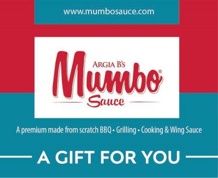 MUMBO Gift Card