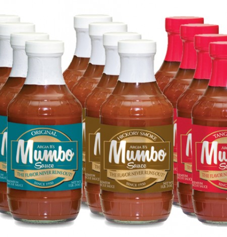 Get enough Mumbo Sauce to share with our handy 12 pack. Get all one flavor or mix it up!