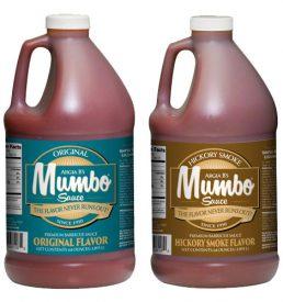 MUMBO Sauce gallons