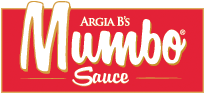 MUMBO Sauce label