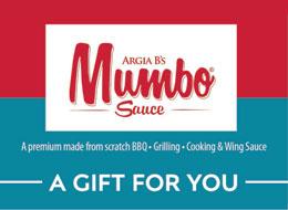 Buy MUMBO Sauce Online!