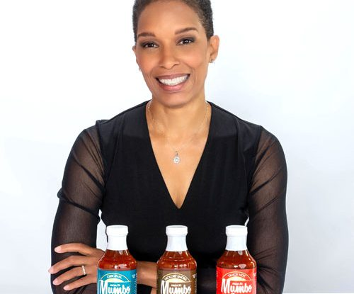 Allison Collins, owner of Mumbo Sauce Brands